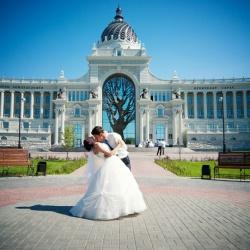 Места для свадебной фотосессии казань